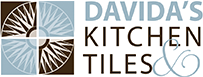 Davida's Kitchen & Tiles Logo